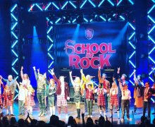 "Randy Bachman, ""Andrew Lloyd Webber can really rock!"" – School of Rock"