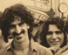Steve Vai with Frank Zappa