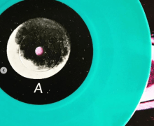 """Thurston Moore: """"Leave Me Alone"""" (New Order Cover) """"Three new coloured vinyl (!) singles, limited"""""""