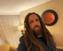 """Korn's Brian """"Head"""" Welch on Born-Again Kanye: """"I Totally Know What He's Going Through"""" – VIDEO"""
