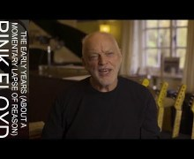 David Gilmour Talks Pink Floyd 'A Momentary Lapse Of Reason' Box Set