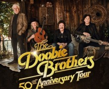 The Doobie Brothers Tour 2020 w/ Michael McDonald, Tom Johnston, Pat Simmons, John McFee – 50th