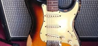 """Doug Aldrich: """"1963 Was A Beautiful Year"""" – Fender Stratocaster – """"Going Home To Nashville"""""""