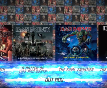 Iron Maiden:  Batch 4 of The Studio Collection – Remastered is Out Now