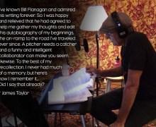 James Taylor 2020 Audio Memoir Announced