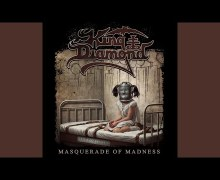 "King Diamond: New Song 2019 ""Masquerade of Madness"""