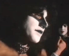 "Ace Frehley: ""Remembering Eric Carr: aka The Fox"" w/ KISS Introducing Eric – VIDEO"