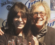 "Rudy Sarzo, ""What would Tom Peterson play?"" – Tracking Quiet Riot's ""Cum On Feel The Noize""- Cheap Trick"
