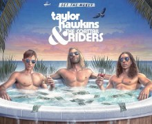 "Nikki Sixx: ""New Favorite Album"" Taylor Hawkins – 'Get the Money'"