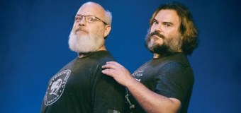 """Tenacious D """"Don't Blow It, Kage"""" Blue Series 7″ Produced by Jack White"""