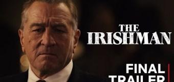 The Irishman: Netflix 2019 Premiere – Final Trailer – Robert De Niro, Al Pacino, Joe Pesci, Martin Scorsese