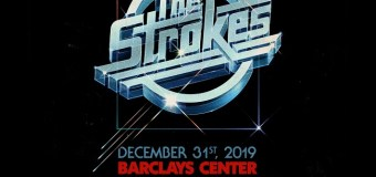 The Strokes NY Show New Year's Eve 2019 – 2020 – Chance to Win Tickets – Barclays Center