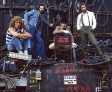 The Who Pay Tribute To Photographer Terry O'Neill