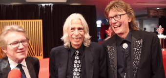 Triumph & Larry Gowan Interviews @ 2019 CANADA'S WALK OF FAME AWARDS