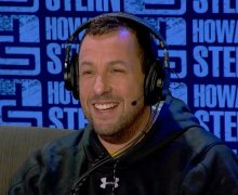 Adam Sandler on Howard Stern 2019