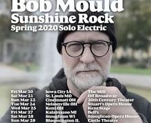 Bob Mould 2020 Tour Dates Announced – Solo Electric
