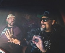Kevin Smith in The Smokebox w/ B-Real 2019