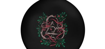 Coheed and Cambria Christmas Ornament & Sister Spider Mask