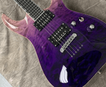 ESP USA Horizon-II Guitar Announced – Purple Fade @ Guitar Center / Musician's Friend