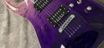 ESP USA Horizon-II Guitar Announced – Purple Fade @ Guitar Center / Musician's Friend
