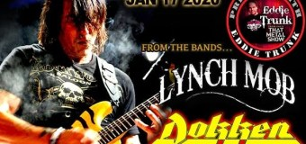 George Lynch To Honor Ronnie Montrose – NAMM JAMM 2020 – Remembered