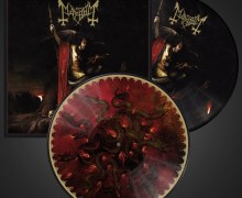 Mayhem 'Daemon' Vinyl / LP – Limited Picture Disc 2019-2020