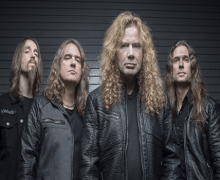 "Megadeth: NEW ""Crushing Songs"" to be Released Prior to 2020 European Winter Tour"