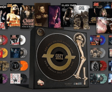 "Slash Says Ozzy's New Vinyl Box Set Is ""Fucking Killer!"" – 'See You On The Other Side'"