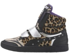 KISS: Paul Stanley Puma Collection – Shoes – Sneakers – GV Specials/Ralph Sampson Mid