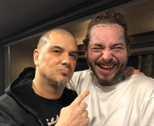 "Phil Anselmo w/ Post Malone: ""What would a side project with this guy sound like?"""