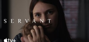 """Stephen King:  SERVANT On Apple+ """"Extremely Creepy And Totally Involving"""""""