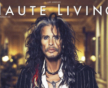 "Steven Tyler Interview w/ Haute Living 2019: ""Our first managers loved that we were stoned…."""