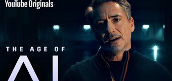 Watch 'The Age of A.I.' Premiere w/ Robert Downey Jr via YouTube – VIDEO