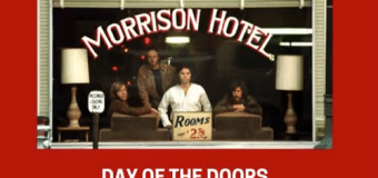 The Day of the Doors @ The Original Morrison Hotel 2020