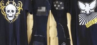 Bassist Timothy Gaines Selling Stryper Stage Clothes
