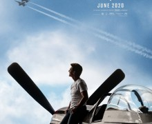 New Top Gun: Maverick Movie Poster / Trailer – Out June 2020 – Val Kilmer – Tom Cruise