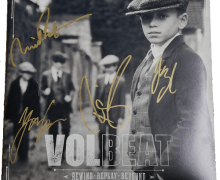 Test Your Volbeat Knowledge: Chance to Win Signed 'Rewind, Replay, Rebound' Fanbox, Vinyl, CD