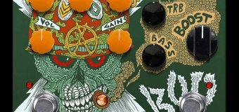 Scott Ian: Sgt D Guitar Pedal Is Coming – S.O.D. – Stormtroopers of Death – Sergeant Distortion