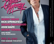 Eddie Money 2020 Tribute Concert @ Saban Theatre w/ Sammy Hagar, Rick Springfield, Georg Thorogood, John Waite, Mickey Thomas