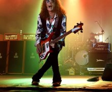 Glenn Hughes NAMM 2020 – Orange Amps Booth # – Anaheim, CA