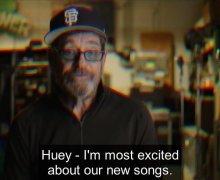 Huey Lewis Talks New Album, 'Weather' 2020