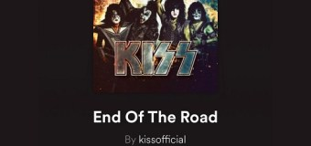 KISS: 'End of the Road' Playlist on Spotify – 2020 Tour w/ David Lee Roth