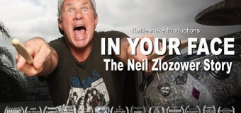 "Great White's Mark Kendall, ""Neil Zlozower is the Greatest Rock Photographer in History!"" Documentary Trailer"