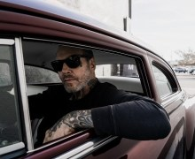 Social Distortion's Mike Ness @ Grand National Roadster Show 2020 Pomona, CA – '54 Chevy For Sale