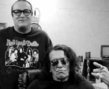 RATT: In the Studio Recording New Songs 2020