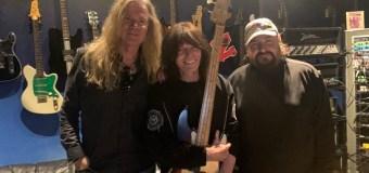 Ex-Whitesnake Members Rudy Sarzo & Adrian Vandenberg Reunite for Upcoming Record 2020