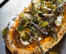 """Sacred Reich's Phil Rind: """"Go Eat @ Crossroads Kitchen"""" Los Angeles, CA"""