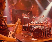 Death Angel Jams with Drummer Gene Hoglan @ Soundcheck – VIDEO