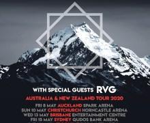 Faith No More: 2020 Australia / New Zealand Tour Dates / Tickets – Auckland, Sydney, Perth, Melbourne, Adelaide….