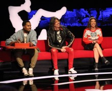 Foreigner's Kelly Hansen on Ridiculousness 2020 – MTV – Hurricane